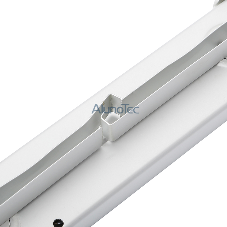 Aluminium Glass Jalousie Frame For Exterior Windows