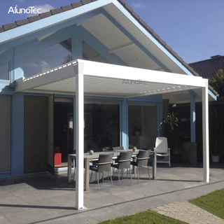 Sunshades gazebo bioclimatic pergolas For Outdoor