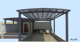 Aluminum Gazebo Motorized Pergola And Carport