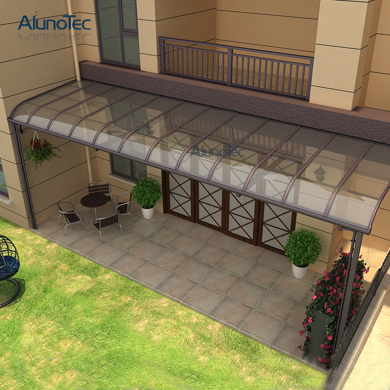 Best Selling Diy R Patio Awning Polycarbonate Terrace Awning