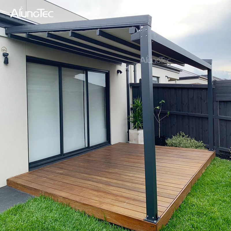Electric Outdoor Aluminum Retractable Awnings - Buy ...