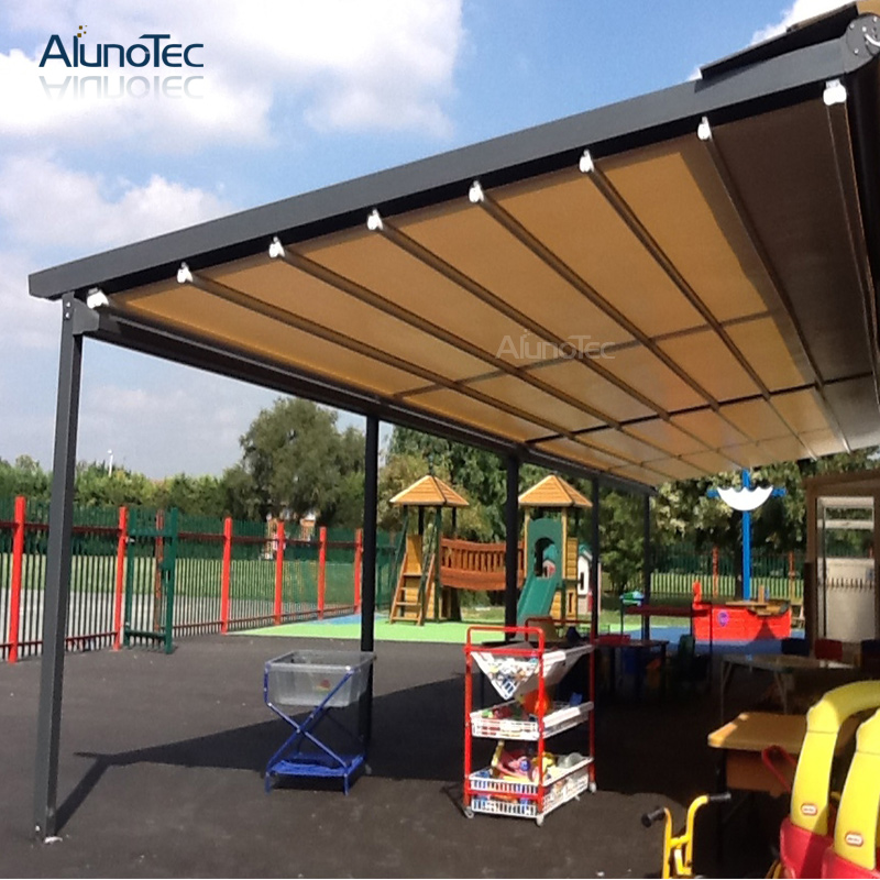 Waterproof Awning Outdoor Motorized Retractable Awnings ...