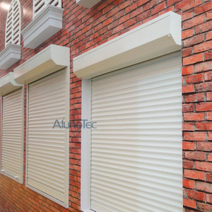 Aluminum Rolling Shutter Roller Blind for Window and Door