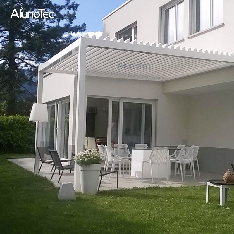 Professional Customized Waterproof Pergola Outdoor Gazebo Manufacturers