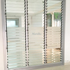 Aluminum Glass Louvre Windows For House