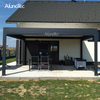 Wholesale Waterproof Pergola Adjustable Aluminum Gazebo Outdoor
