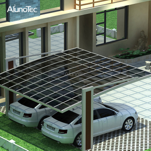 New Design Sun Shade Canopy Polycarbonate Sheet Carports Garages Shed