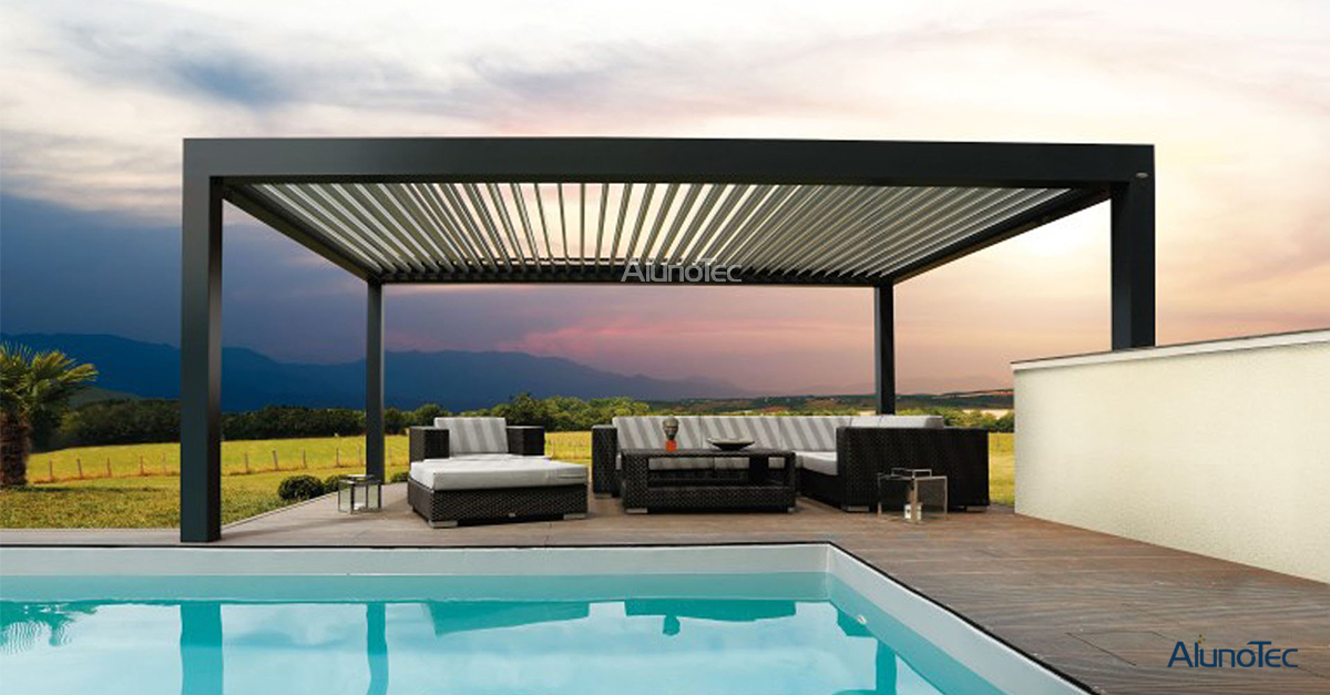 Equip Your Outdoor Living Space With a Tailor Made Pergola