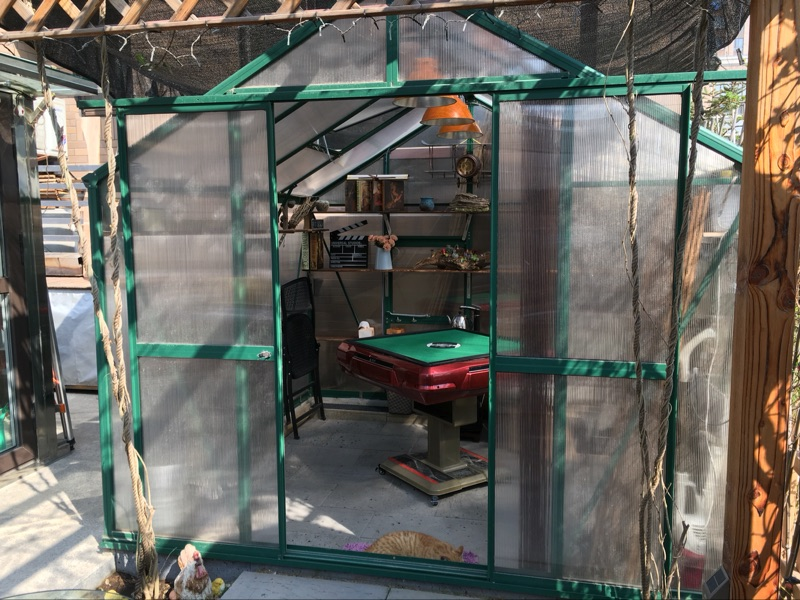 How to build a greenhouse?