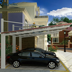 Economic Aluminum Back Pull Carport for Car Parking