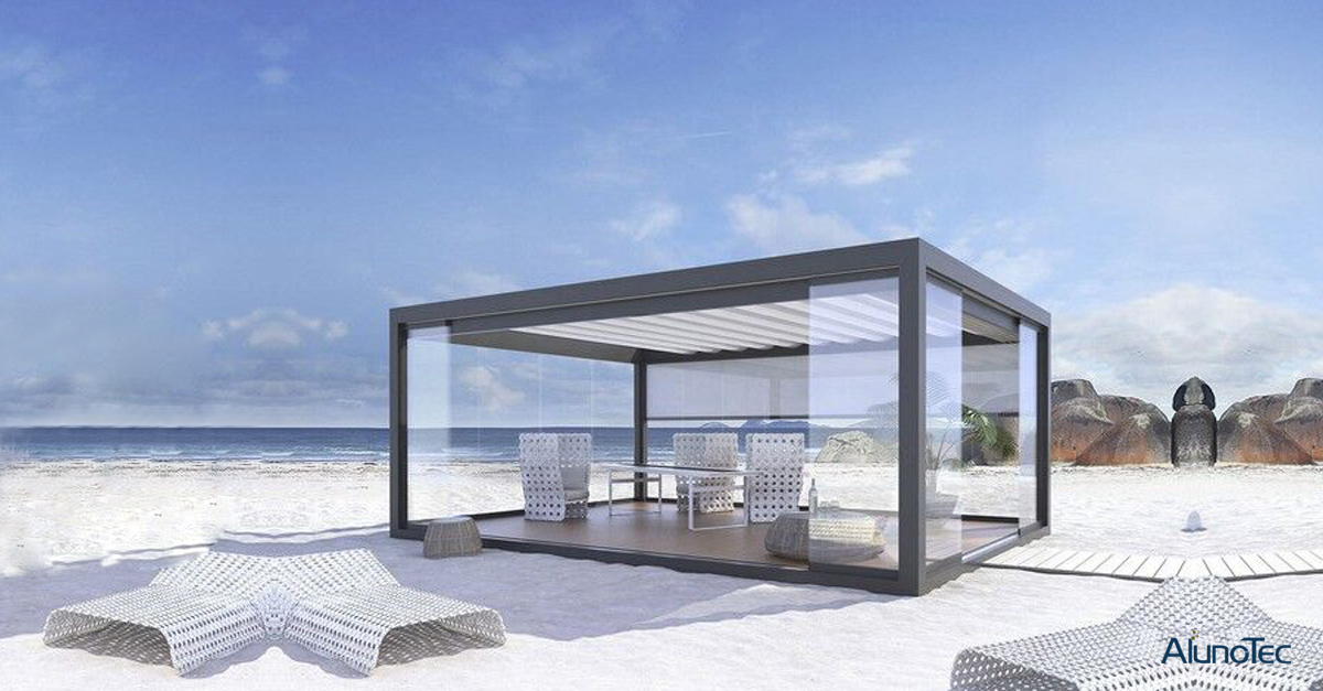 Aluno Will Provide You a Comfortable Outdoor Living