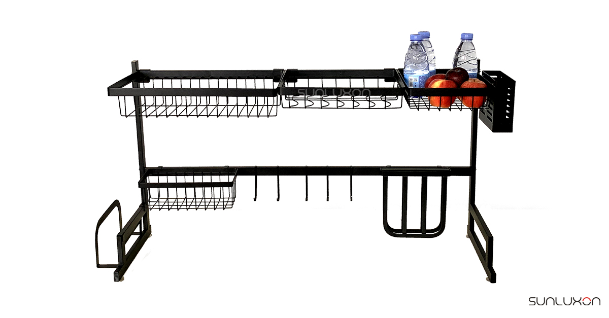 The Kitchen Storage Star - Dish Rack
