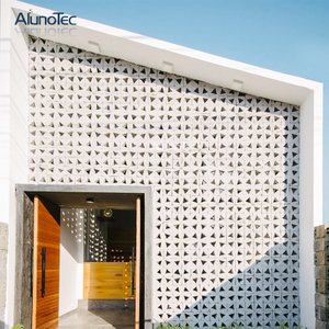 New Design Aluminum Cladding Honeycomb Panel Used in Outdoor
