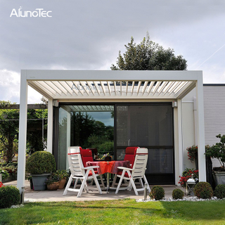 Waterproof SunShade Pergola Gazebo Use For Outdoor Garden