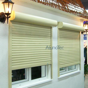 Supply Waterproof Aluminum Rolling Shutter Blinds