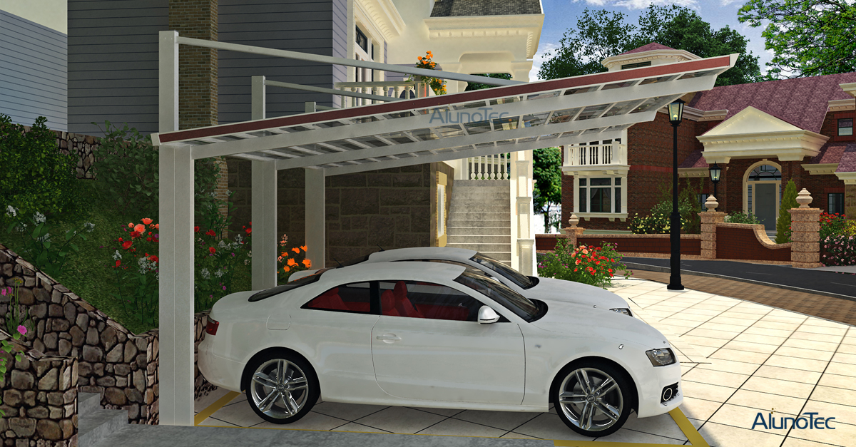 aluminum carport, customized carport
