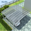 Modern Aluminum Polycarbonate Carport Car Shelter