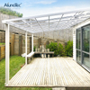 2020 Hot Sale Factory Price Diy Aluminum Awning For Living Space