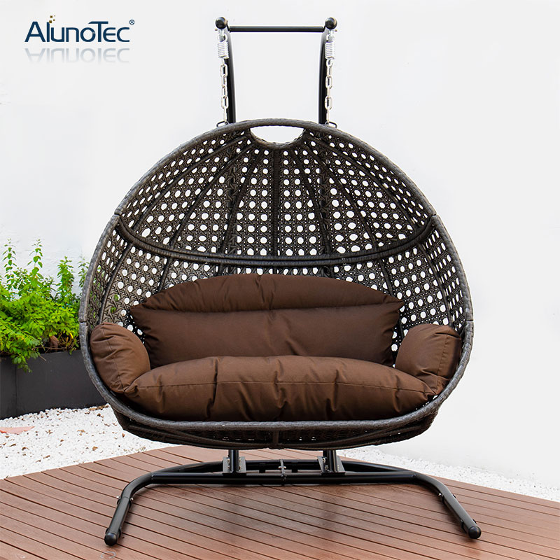 Swing Chair Rope Hammock, Outdoor Swing Chair With Stand Canada