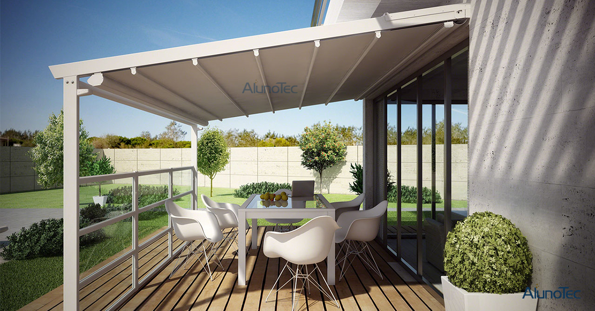 Retractable Canopies Offer Maximum Versatility