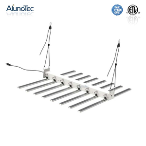 AlunoTec New Design 800W Grow Light for Grow Tent without Dimming Knob